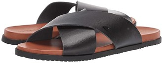 Volcom Double Cross Sandal (Black) Women's Shoes