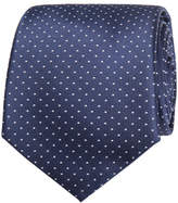 Geoffrey Beene Tie & Tie Bar - Micro Spot