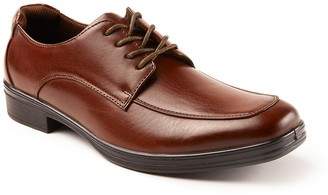 Deer Stags Apt Faux Leather Derby - Wide Width Available