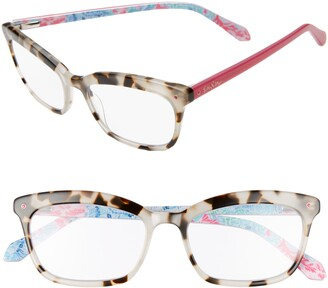 Lilly Pulitzer Tidepool 52mm Reading Glasses