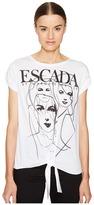 Escada Sport Elebri Escada Graphic T-Shirt Women's T Shirt