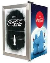 Nostalgia Electrics NostalgiaTM Electrics Coca-Cola® 80 Can Beverage Cooler in Blue