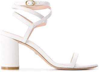 Stuart Weitzman Nearly Nude sandals