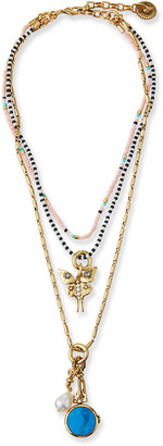 Mignonne Gavigan Constance Three-Layer Necklace