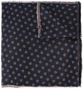 Lardini polka dot scarf