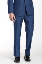 Perry Ellis Dark Blue Sharkskin Suit Separates Pant
