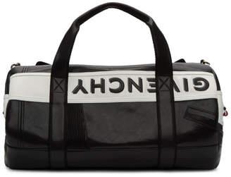 Givenchy Black and White MC3 Duffle Bag