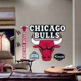 Fathead Chicago Bulls Logo Wall Decal
