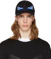 Fendi Ssense Exclusive Black bag Bug Cap