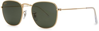Ray-Ban Frank Legend G-15 Oval-frame Sunglasses