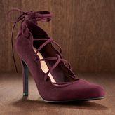 Lauren Conrad Runway Collection Women's Lace-Up High Heels
