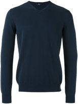 Fay V-neck jumper - men - Cotton - 46