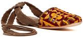 Jeffrey Campbell Makayla Embroidered Sandal