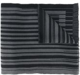 Furla striped scarf