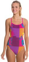 Arena Ska Brights Accelerate Back One Piece Swimsuit 8114152