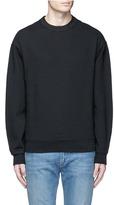 Alexander Wang Vintage fleece cotton blend sweatshirt