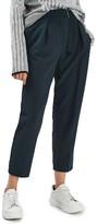 Topshop Women's Slider Utility Peg Trousers