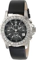 Burgmeister Women's BM191-122 Missouri Analog Chronograph Watch