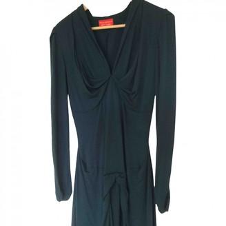 Vivienne Westwood Green Wool Dresses
