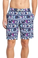 Tommy Bahama Men's Baja Aloha Arrow Board Shorts