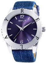 Replay Men's Quartz Watch RW5313XF with Leather Strap