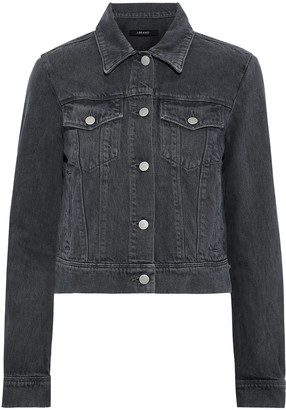 J Brand Harlow Denim Jacket