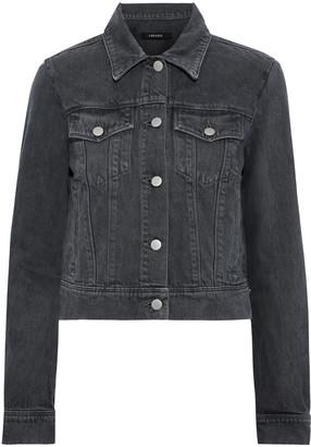 J Brand Harlow Denim Jacket