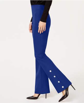 INC International Concepts Inc Embellished Bootcut Pants