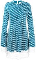 Marques Almeida Marques'almeida mesh overlay dress