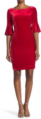 Boden Aubrey Velvet Dress