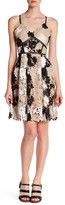 Romeo & Juliet Couture Woven Multi Lace Empire Dress
