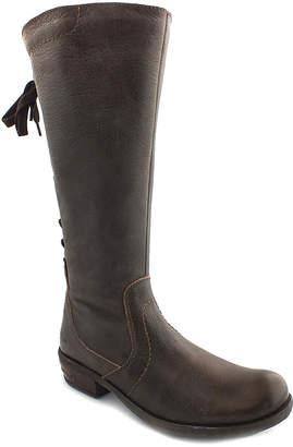Bos. & Co. Women's Casual boots DK - Dark Brown Krisper Water-Repellent Leather Boot - Women