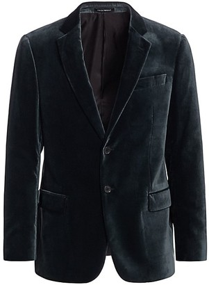 Emporio Armani G Line Velvet Sportcoat