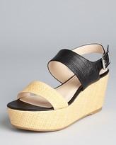 Sandals - Lorianne Platform Wedge