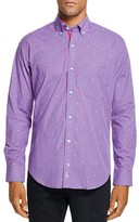 Tailorbyrd Memuru Gingham Classic Fit Button-Down Shirt
