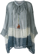 Mes Demoiselles printed Wanda blouse - women - Cotton - One Size