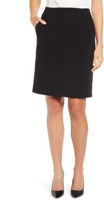 Anne Klein Antonioni Crepe Skirt