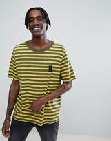 Cheap Monday T-Shirt in Classic Stripe