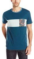Billabong Men's Crossbar Short Sleeve Crew Shirt