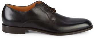 HUGO BOSS Cardiff Leather Derbies