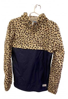 adidas Navy Polyester Jackets