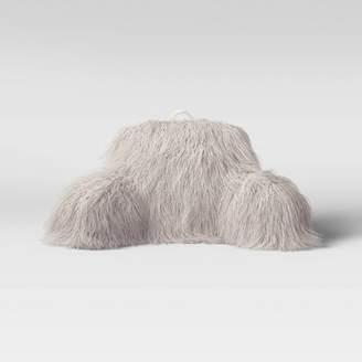 Opalhouse Faux Fur Bed Rest Pillow - Opalhouse