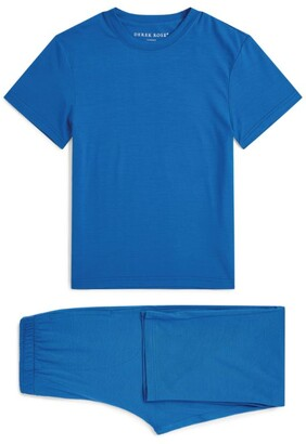 Derek Rose Kids Pyjama Set (3-14 Years)