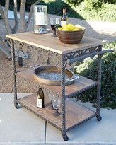 GG Collection G G Collection Antiquity Collection Bar Cart