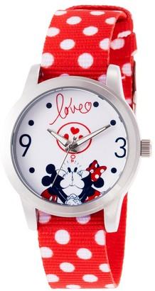 Disney Mouse Polka Dot Watch for Women