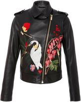 Temperley London Elixir Leather Jacket