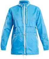 Etoile Isabel Marant Cranden lightweight hooded jacket