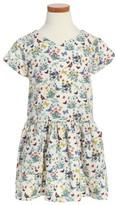 Tea Collection Toddler Girl's Heather Drop Waist Dress