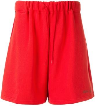 we11done sweat shorts