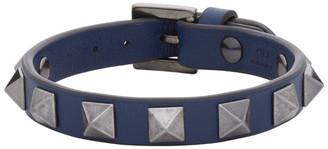 Valentino Blue Garavani Rockstud Bracelet